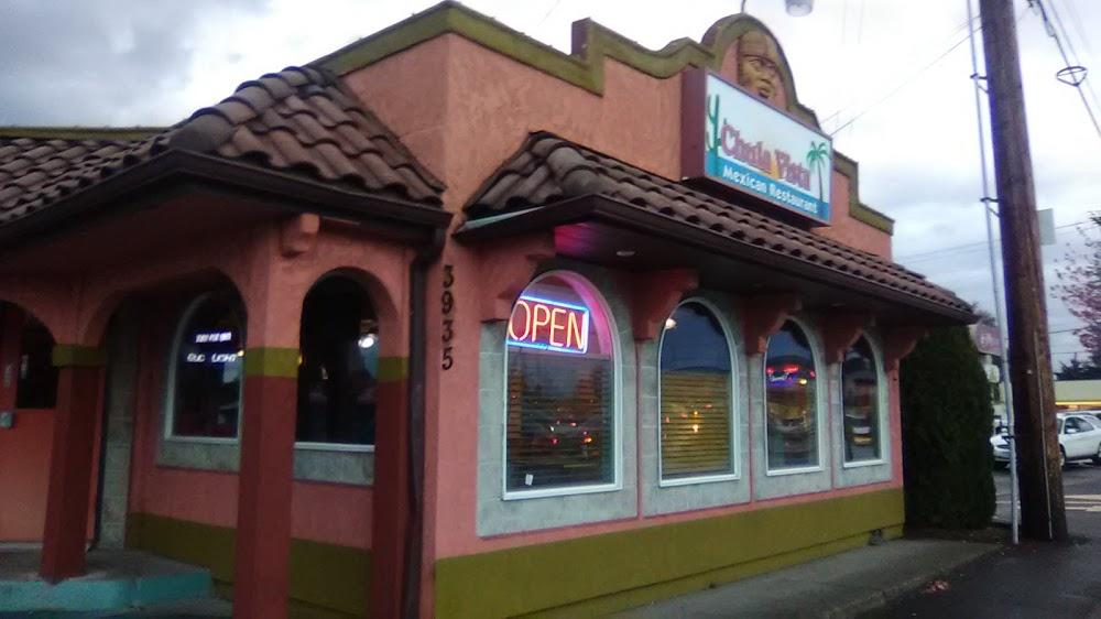 Chula Vista Mexican restaurant