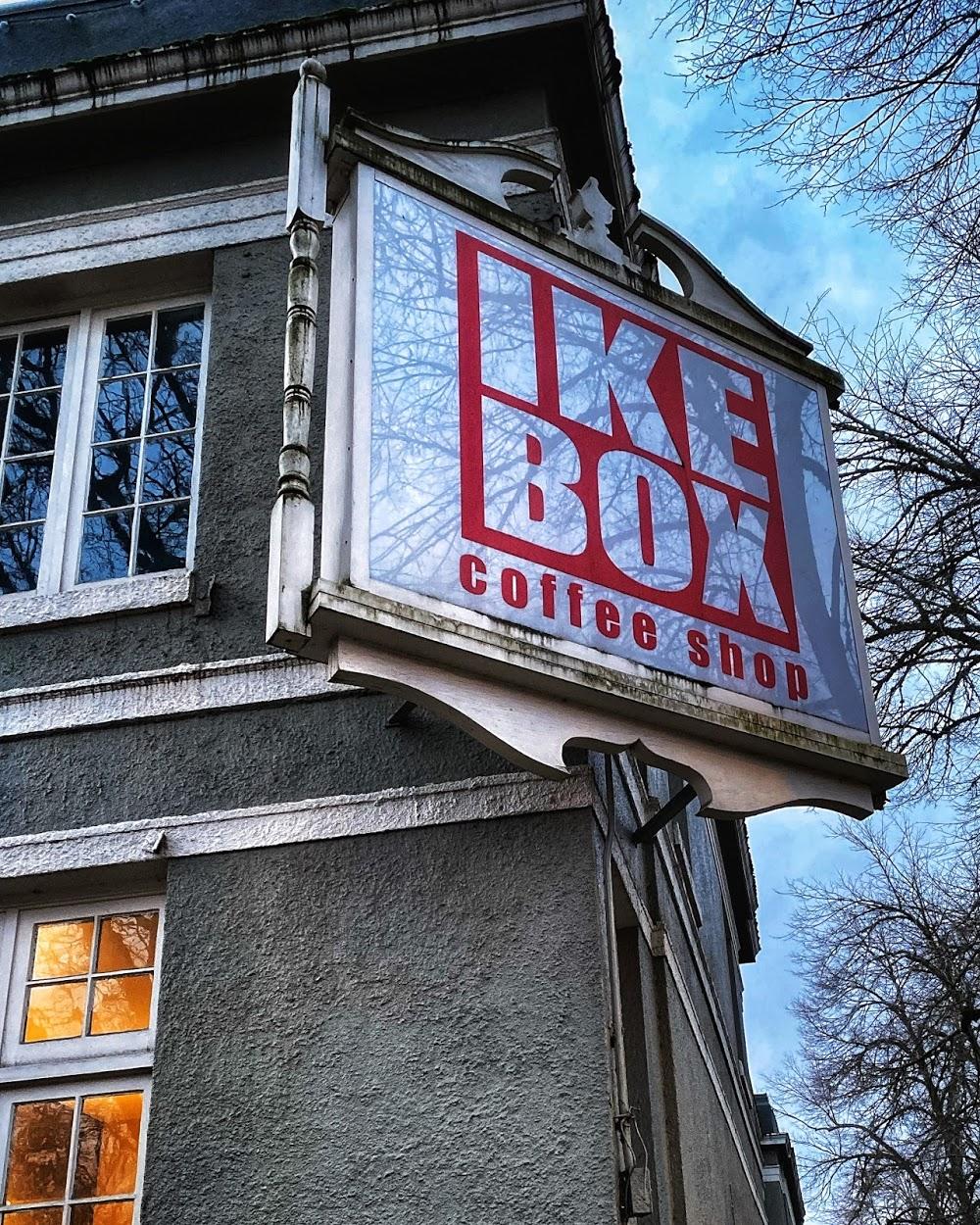 IKE Box Café