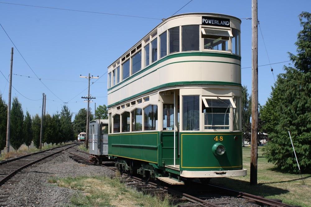 Oregon Electric Railway Museum