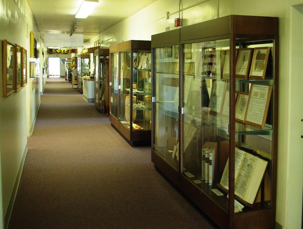 Prewitt Allen Archaelogy Museum