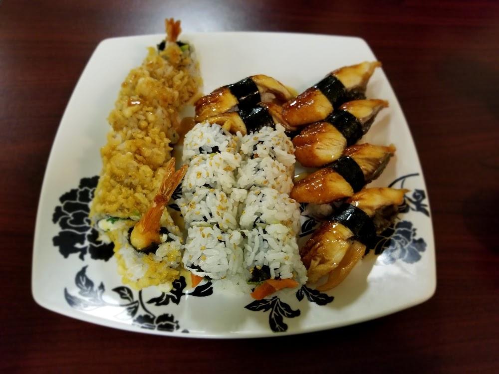 Teriyaki Town and Sushi (Sushi Town)