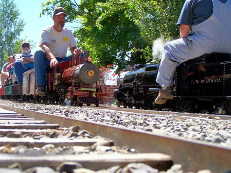 Willow Creek Railroad Museum